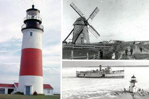 Nantucket Museum Shop Historic Photo Prints