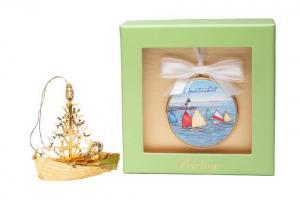 Nantucket Museum Shop Christmas Ornaments