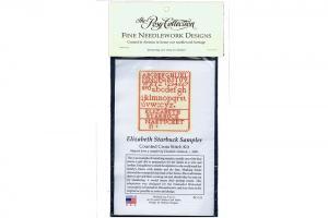 Elizabeth Starbuck Sampler