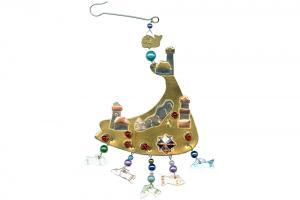 Nantucket Island Custom Christmas Ornament