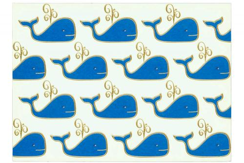 Blue Whale Boxed Notes