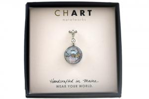 CHART Nantucket Island Medallion