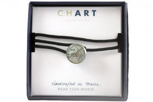 CHART Nantucket Cord Wrap Bracelet