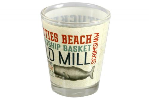 Nantucket NHA Shot Glass