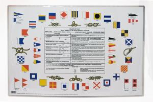 Nautical Chart of Nantucket Placemat