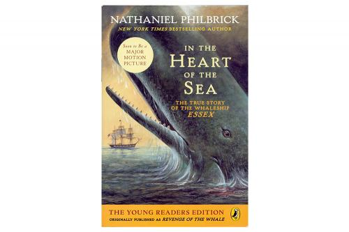 In the Heart of the Sea (young readers version)