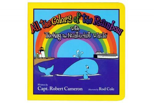 All the Colors of the Rainbow with Tuckey the whale