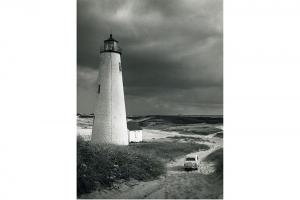 Great Point lighthouse, circa 1970