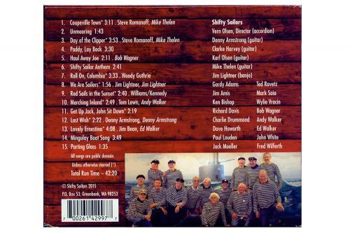 Shifty Sailor CD Collection