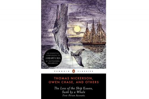 The Loss of the Ship Essex, Sunk by a Whale: First-Person Accounts
