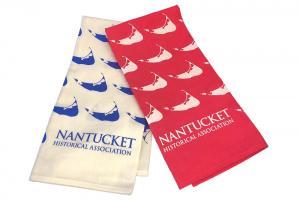 NHA Nantucket Island Tea Towel