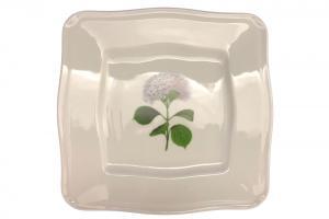 Hyacinth Appetizer Plate