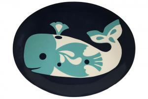 Happy Whale Serving Platter