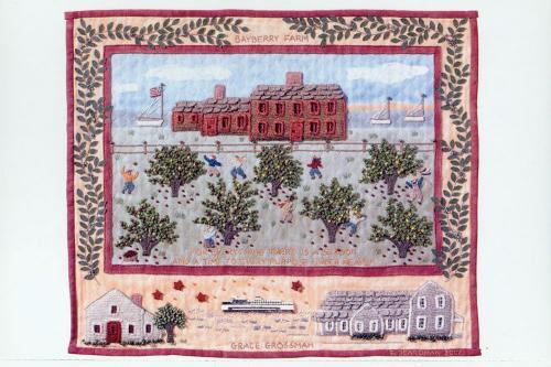 Susan Boardman Embroidered Narratives Postcard Set