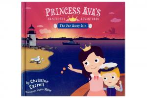 Princess Ava's Nantucket Adventures