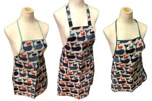 Whales Aprons