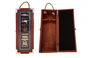 Ship's Knot Wine Carrier