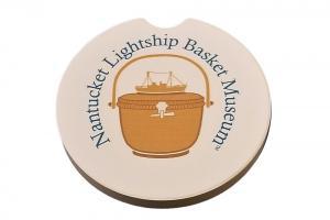 Nantucket Lightship Basket Museum Car Coasters