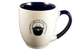 Nantucket Lightship Basket Museum Mug