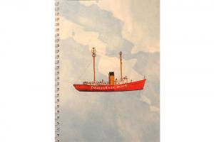 Nantucket Lightship Notebook