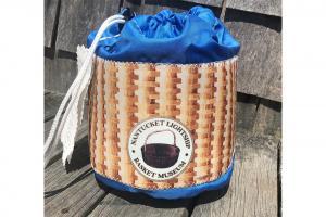 Nantucket Lightship Basket Museum Ditty Bag
