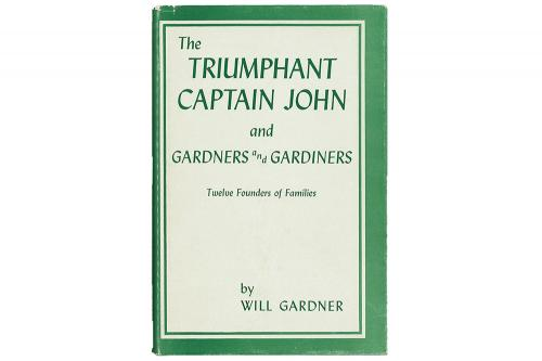 The Triumphant Captain John and Gardners and Gardiners