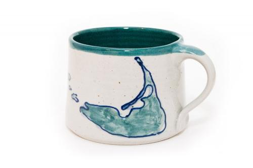 Nantucket Island Chowder Mug