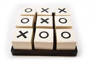 Bone Tic Tac Toe