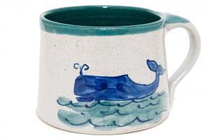 Whale Chowder Mug