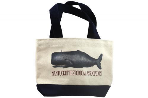NHA Small Whale Tote Bag
