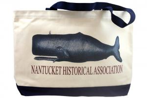 NHA Large Whale Tote Bag