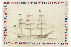 Ship Henry of Nantucket Print